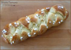 Brioche thermomix au mascarpone Thermomix Desserts, Food And Drink, Cooking Recipes, Nutrition, Bread, Baking, Beignets, Sugar, Cake