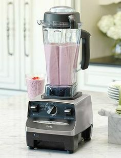 Blend your favorite ingredients into smoothies and more with the Vitamix Professional Series 500 Blender that makes blending even the toughest of foods simple.