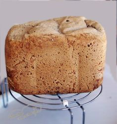 Pastry And Bakery, My Recipes, Vanilla Cake, Banana Bread, Paleo, Desserts, Food, Home, Diet