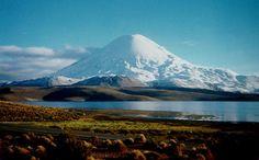 Volcán Licancabur y Laguna Verde, Sud Lípez, Potosí, Bolivia