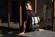 Paring things back to what counts, while offering the versatility needed for the daily challenges: that's what the Small Tote is about. Created to carry the essentials,. Tote Backpack, Small Backpack, Leather Backpack, Convertible Backpack, Hip Bag, Designer Backpacks, Medium Bags, Travel Bags, Bucket Bag
