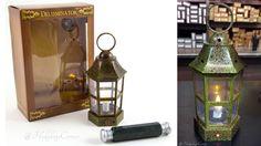 Wizarding World Harry Potter Deluminator Toy & Lantern Working Light w/Sound NEW - Harry Potter