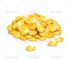 Golden Coin Heap