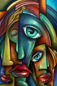 ' Spectators ' Painting by Michael Lang - ' Spectators ' Fine Art Prints and Posters for Sale