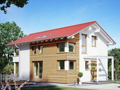 Unser EVOLUTION 122 V6.  #Haus #Fertighaus #Hausbau #Design #Architektur #Einfamilienhaus #House #BienZenker