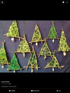 658 best Kindergarten images on 658 beste Kindergartenbilder auf Christmas Activities, Christmas Crafts For Kids, Homemade Christmas, Christmas Projects, All Things Christmas, Winter Christmas, Holiday Crafts, Christmas Holidays, Christmas Decorations