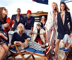 Tommy Hilfiger SS 2013 Ad Campaign