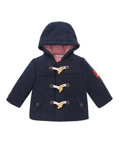 JoJo Maman Bébé Red Duffle Coat - Infant & Toddler | Coats, Duffle ...