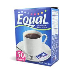I'm learning all about Equal Sweetener at @Influenster!