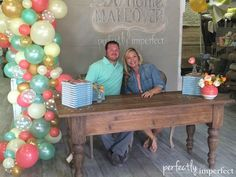 Perfectly Imperfect Book Launch   The $50 Home Makeover   Party Balloon Garland