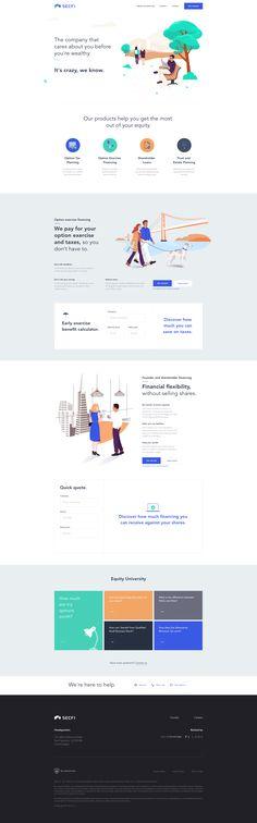Love this design Cool Web Design, Web Design Examples, Design Ios, Web Design Trends, Interface Design, Flat Design, Website Design Layout, Homepage Design, Newsletter Design