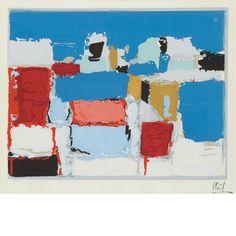 Nicolas de Staël - op Prints & Multiples - Sale 15PM02 - Lot 212 - Doyle New York