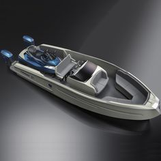 Yacht Design, Boat Design, Speed Boats, Power Boats, Boat Tubes, Tiny Camper, Love Boat, Whitewater Kayaking, Canoe Trip