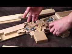 名称:NEO - Extreme 発射方式:セミオート連発 三角回転翼式 装弾数:10発 適合装弾:オーバンド#16 全長:300mm 全高:140mm 全幅:37mm 銃身長:223mm 総重量:290g 材質:ヒノキ、MDF、シナベニヤ、真中クギ、 ステンレスネジ、引バネ、黒檀 etc… このゴム銃の詳しい情... Small Wood Projects, Woodworking Projects For Kids, Woodworking Toys, Homemade Shotgun, Rubber Band Gun, Making Wooden Toys, Origami Step By Step, Homemade Weapons, Wood Games
