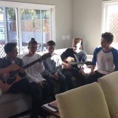 Hey guys! It's Daniel Seavey!! I'm goin live with my band @whydontwemusic and answering some questions!! Come watch(: