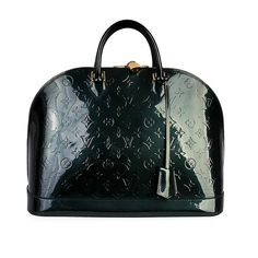 A classic from the house of Louis Vuitton, the shape of the Alma stands out. Every closet deserves it, including yours. Louis Vuitton Dust Bag, Designer Bags, Fashion Backpack, Take That, Shape, Classic, Closet, Blue, Couture Bags