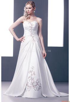Vestidos de noiva D'Zage D31168 2012