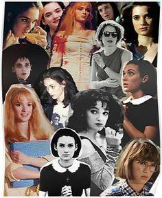 Winona Ryder Poster