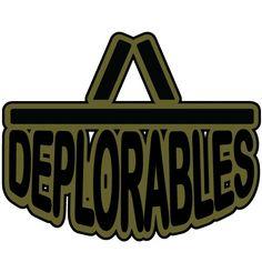 Image of Basket of Deplorables Morale Patch