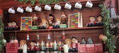 Explore Log - Christmas in July, Winter Wonderlights