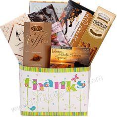 Gratitude Thanksgiving gift basket Thank You Gift Baskets, Thank You Gifts, Corporate Gift Baskets, Corporate Gifts, Wine Baskets, Chocolate Sweets, Thanksgiving Gifts, Gratitude, Thank You Presents