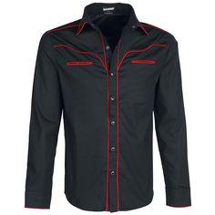 Red Trim - Langermet skjorte etter Banned