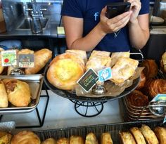 Breakfast in #Boston {Trident Booksellers + Flour Bakery + South End Buttery