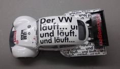 Idee + Spiel limited edition Group 5 Volkswagen Type 1 (Beetle/Käfer/Bug - etc) Carrera Digital slot car - only available from Idee + Spiel shops! There's only going to be 1500 produced…