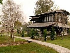 The Puka Boutique Resort Chiang Mai - Hotel Exterior Chiang Mai Thailand, Resorts, Asia, Exterior, Boutique, Plants, Room, Photos, Bedroom