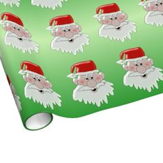 Christmas wrapping paper. Three lengths, three types of finish. #christmas #wrap