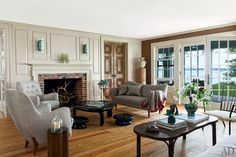 Designer Russell Piccione Transforms a House on New York's Shelter Island Photos | Architectural Digest