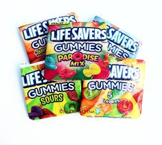 Lifesaver upcyled change purses should be listed today on etsy. #chewonthisorthat #lifesavers #candy #gummies #etsy #handmade #etsyshop #etsyseller #shopsmall #handcrafted #shophandmade #shopetsy #madewithlove #sewing #sew #craft #crafting #crafts #handmadewithlove #accessories #upcycled #recycled #repurposed #upcycle #reclaimed #upcycling #ecofriendly #recycle #changepurse #wallet