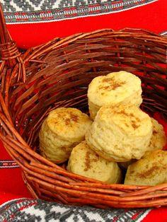 Pogacele cu jumari - Carte de Rețete Bakery, Muffin, Sweets, Breakfast, Party, Foods, Christmas, Kuchen, Morning Coffee