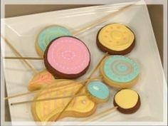 Dulce arte - Cookies Ornamentales