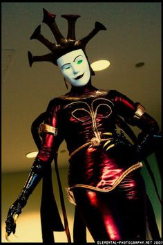 <3 <3 Hexidecimal from Reboot! Awesome Cosplay!