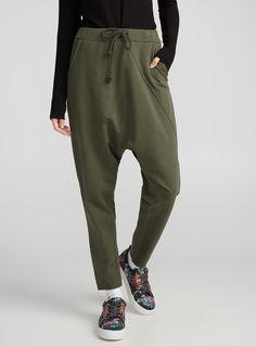 Solid Turkish joggers | Twik | Shop Women's Casual Pants Online | Simons