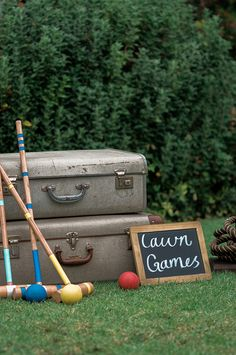 There are so many great games to play this picnic season, and many that are really easy to pack up and take to the park. Here are some of our favorites.