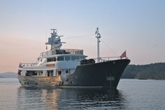 Discovery for Sale, a 100 foot expedition yacht in Palm Beach, Florida, USA.