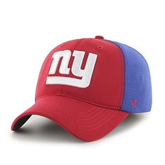 4fbe487ef99 New York Giants Draft Day Closer Red 47 Brand Stretch Fit Hat - Detroit  Game Gear