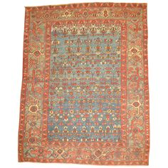 Bakshaish | From a unique collection of antique and modern persian rugs at http://www.1stdibs.com/furniture/rugs-carpets/persian-rugs/