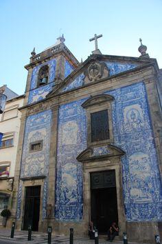 Eglise de Santa Catharina de Porto
