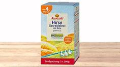 Das Unternehmen Alnatura ruft zurzeit seinen Hirse-Getreidebrei mit Reis zurück. Grund dafür sei, dass in einer Probe des Breis Spuren des Pflanzenstoffes Tropanalkaloid (TA) nachgewiesen wurden.