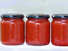 Nagyi konyhájából: Sós pritamin paprika eltevése télre