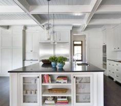 Kitchen island bookshelves. Kitchen island bookshelves and display cabinet. Kitchen island bookshelves. #Kitchenisland #bookshelves #Kitchenislandbookshelves Splice Design