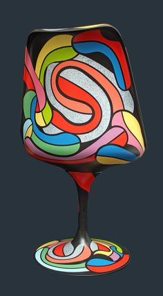 Saarinen Tulip Chair back http://www.schiepan.com