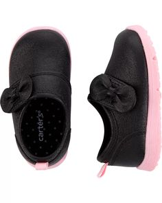 Carter's Every Step Shoes | carters.com Toddler Girl Outfits, Toddler Shoes, Kids Outfits, Baby Shoes, Little Babies, Cute Babies, Baby Kids, Baby Girl Accessories, Baby Shoe Sizes