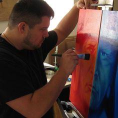 Robert Martinez, Northen Arapaho Artist!