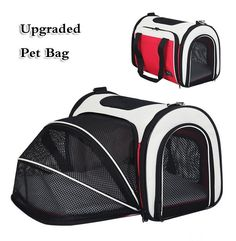 c3e36038ce3 Collapsible Cat Travel Kennel | Products | Dogs, Cat carrier, Pet carriers
