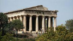 Athens Agora walk
