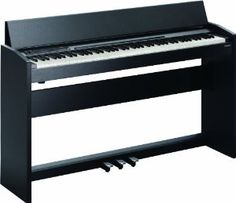 Roland F-120.  Just a simple piano with fabulous action, great sound, and full midi support for recording